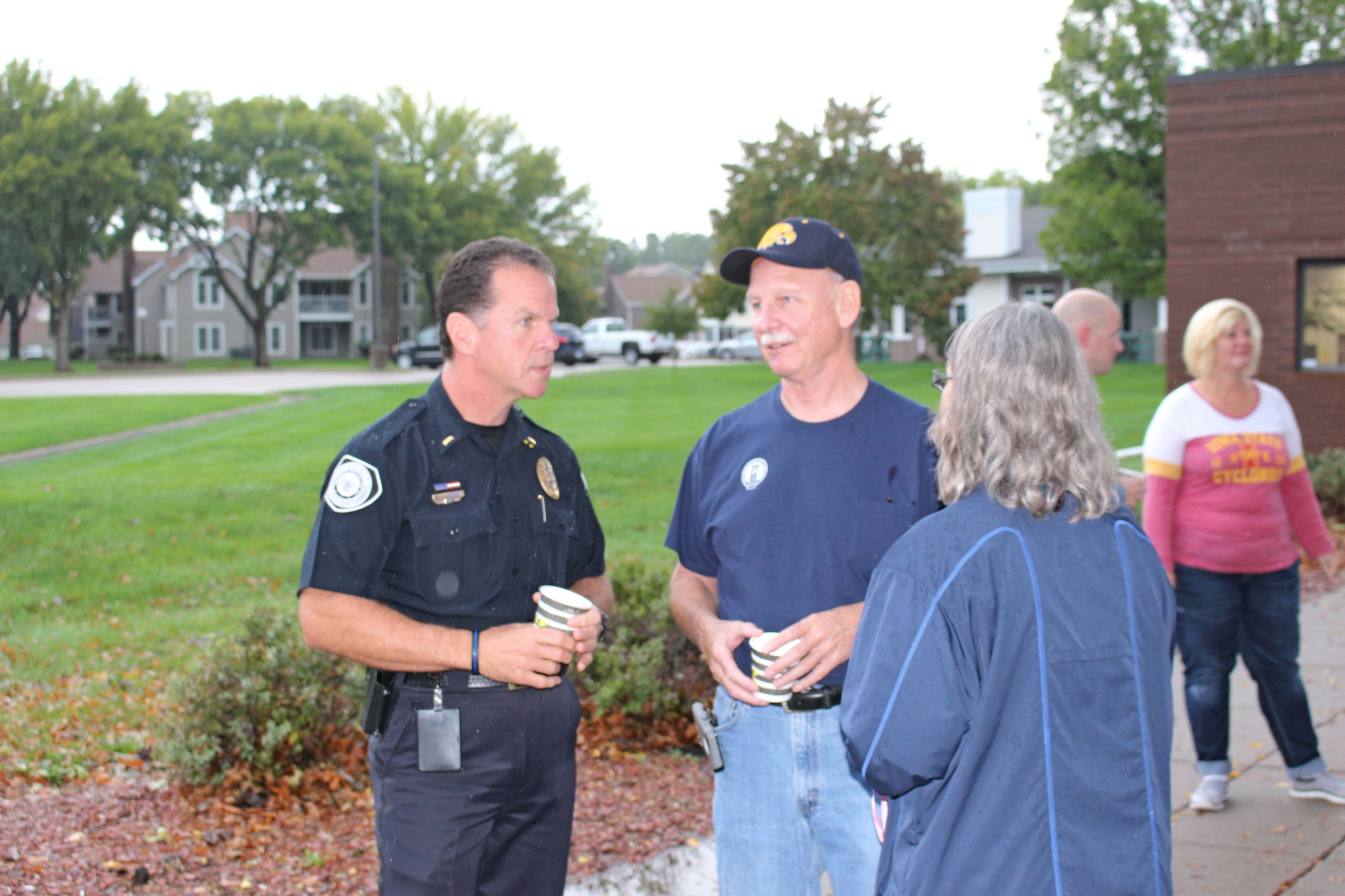 Coffee with a Cop - Oct. 2017