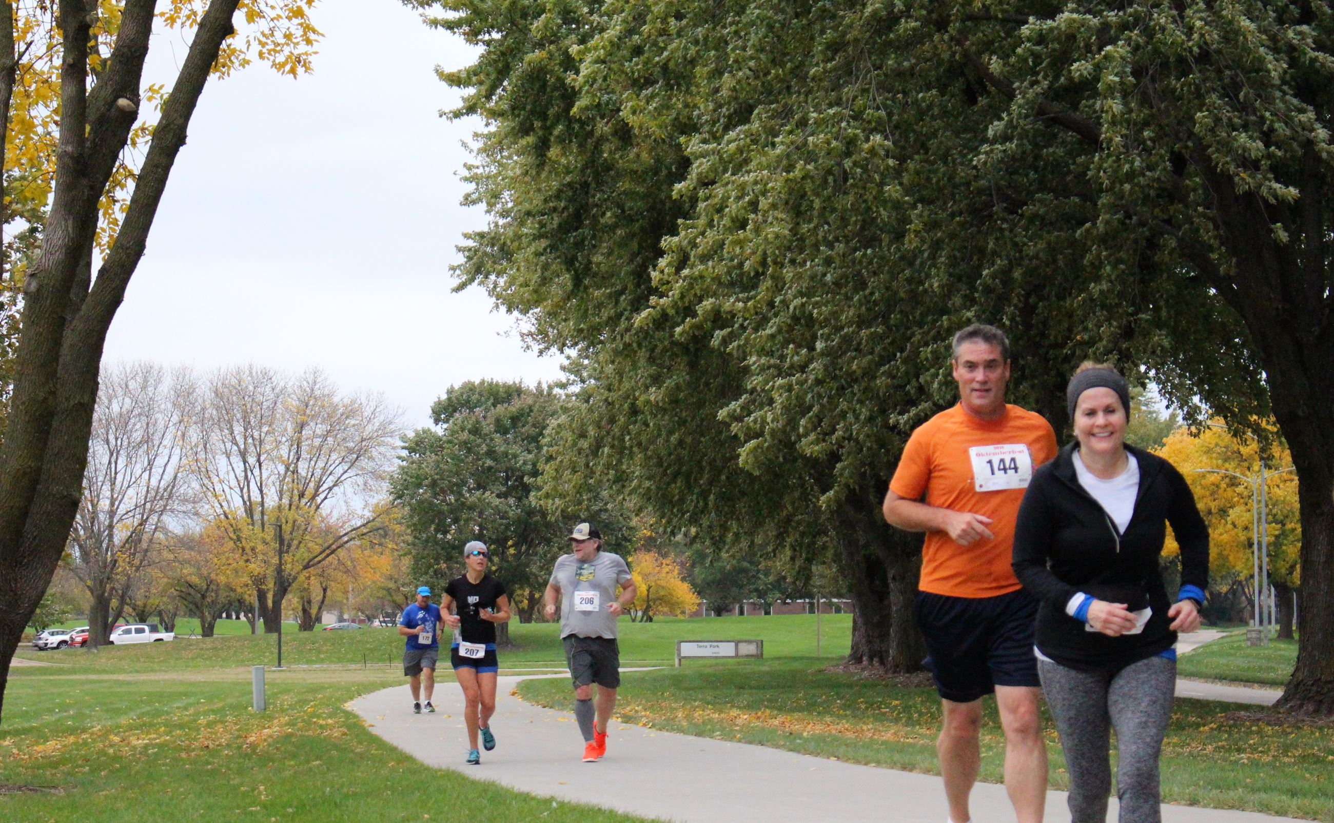 Mayor's Run for the Trails 2017