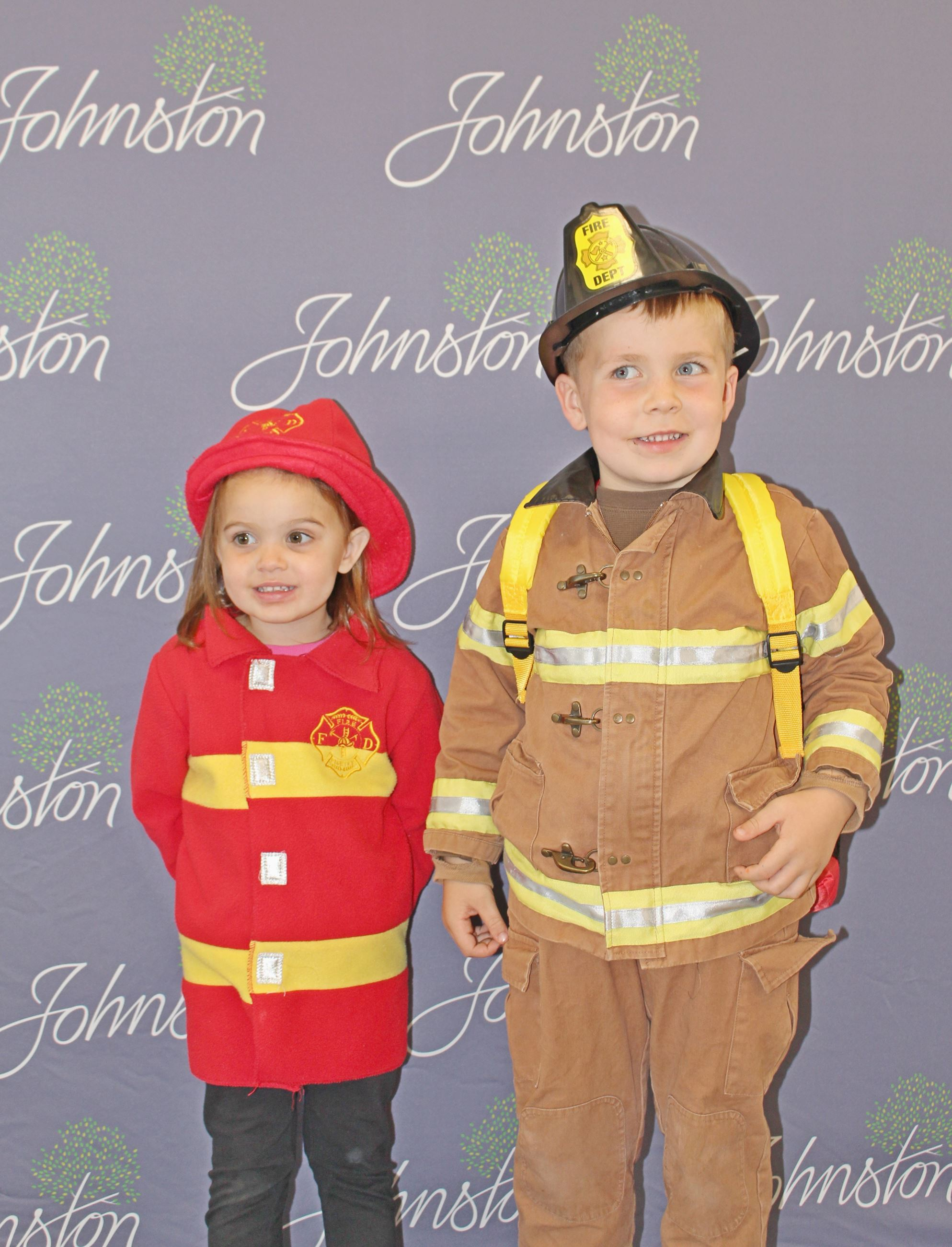 Trick or Treat with First Responders