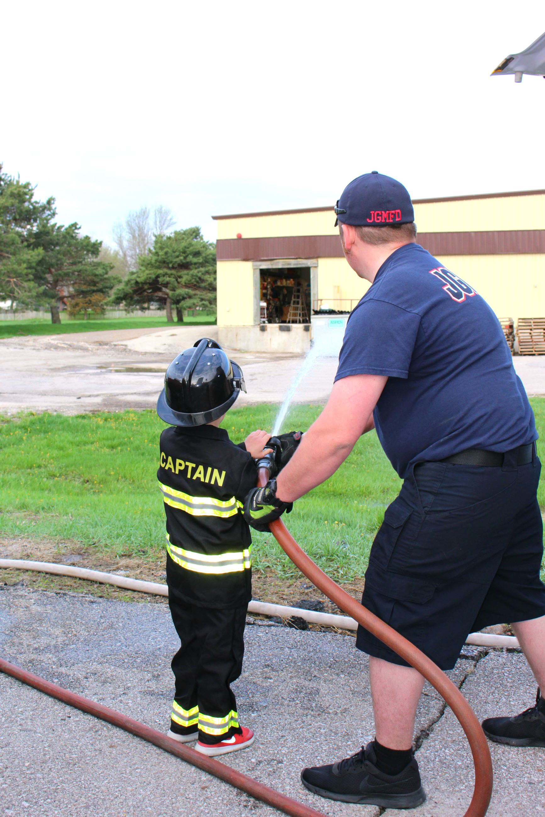 Johnston-Grimes Firefighters' Association Pancake Breakfast