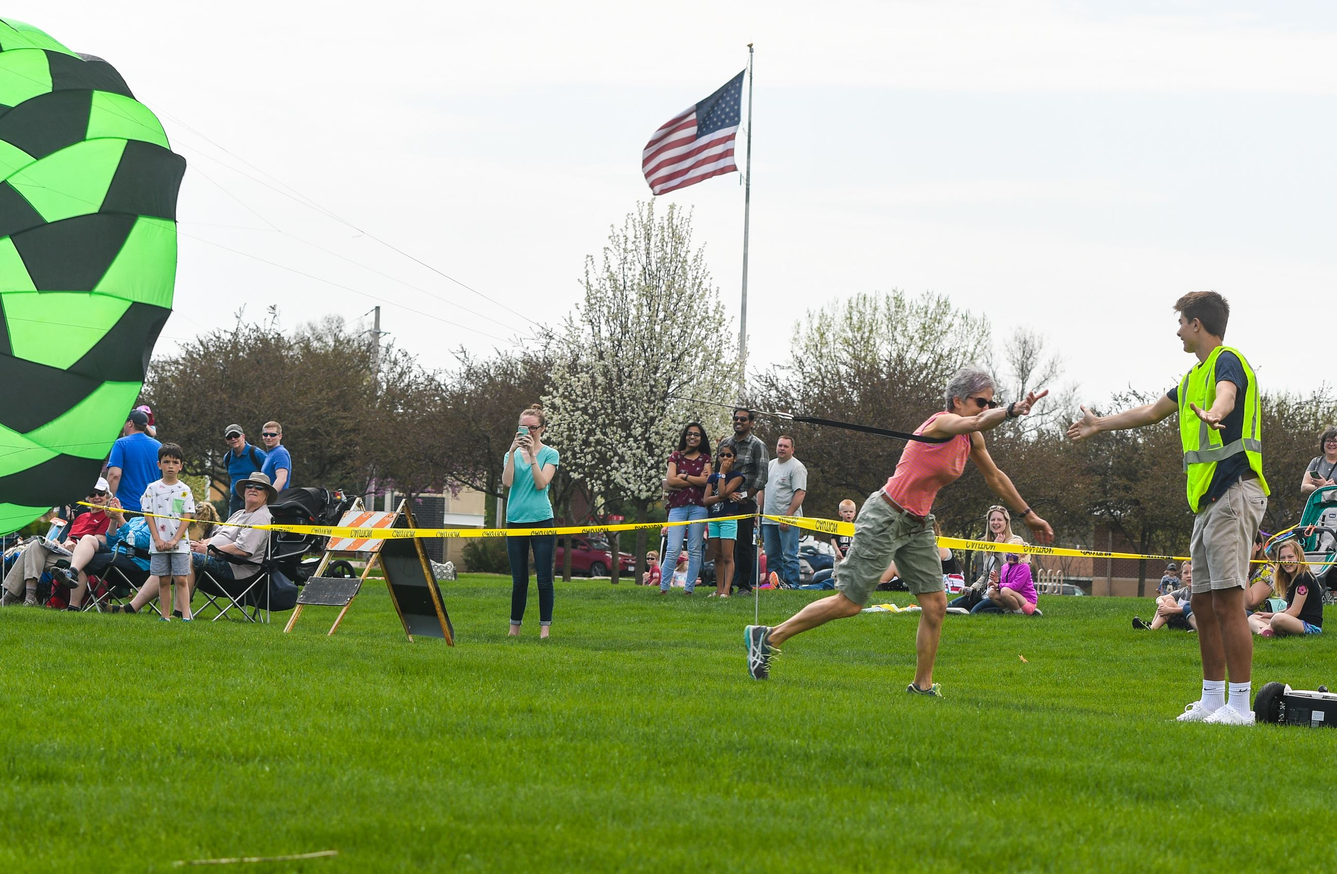 Kites on the Green 2018