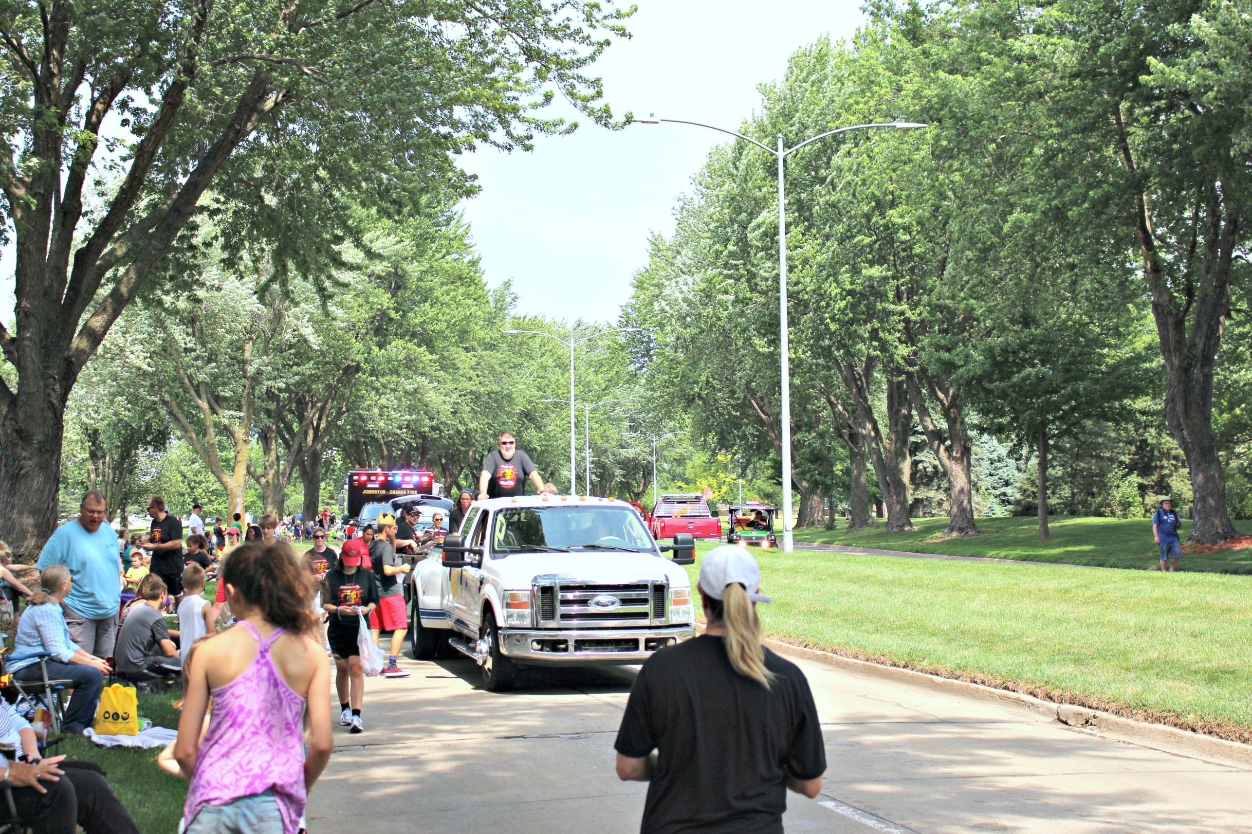 Johnston Green Days Parade 2018