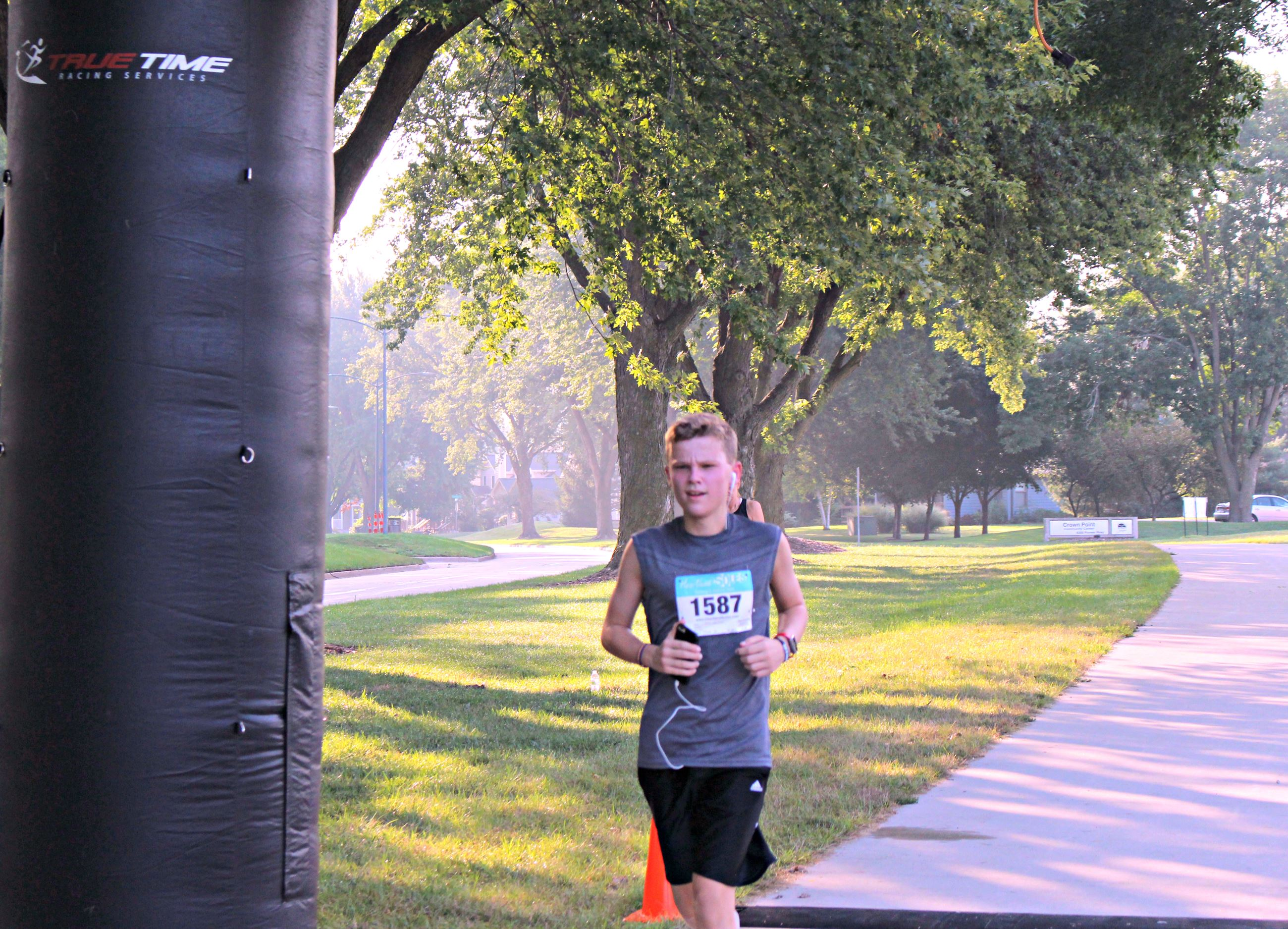 Mayor's Run for the Trails 2018