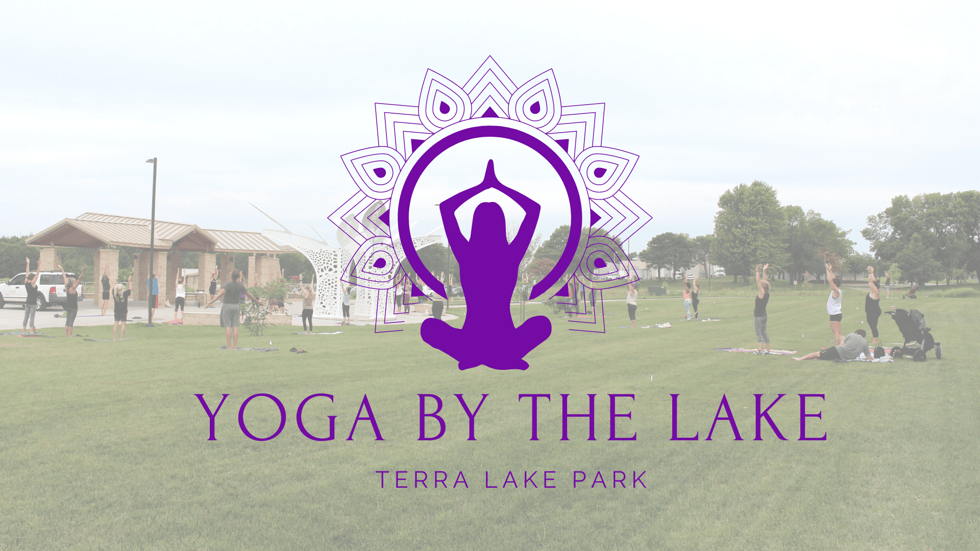 Yoga by the Lake