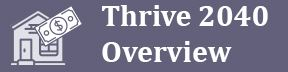 Thrive 2040 Overview icon