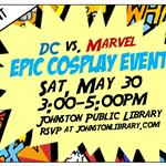 DC vs. Marvel Cosplay Event