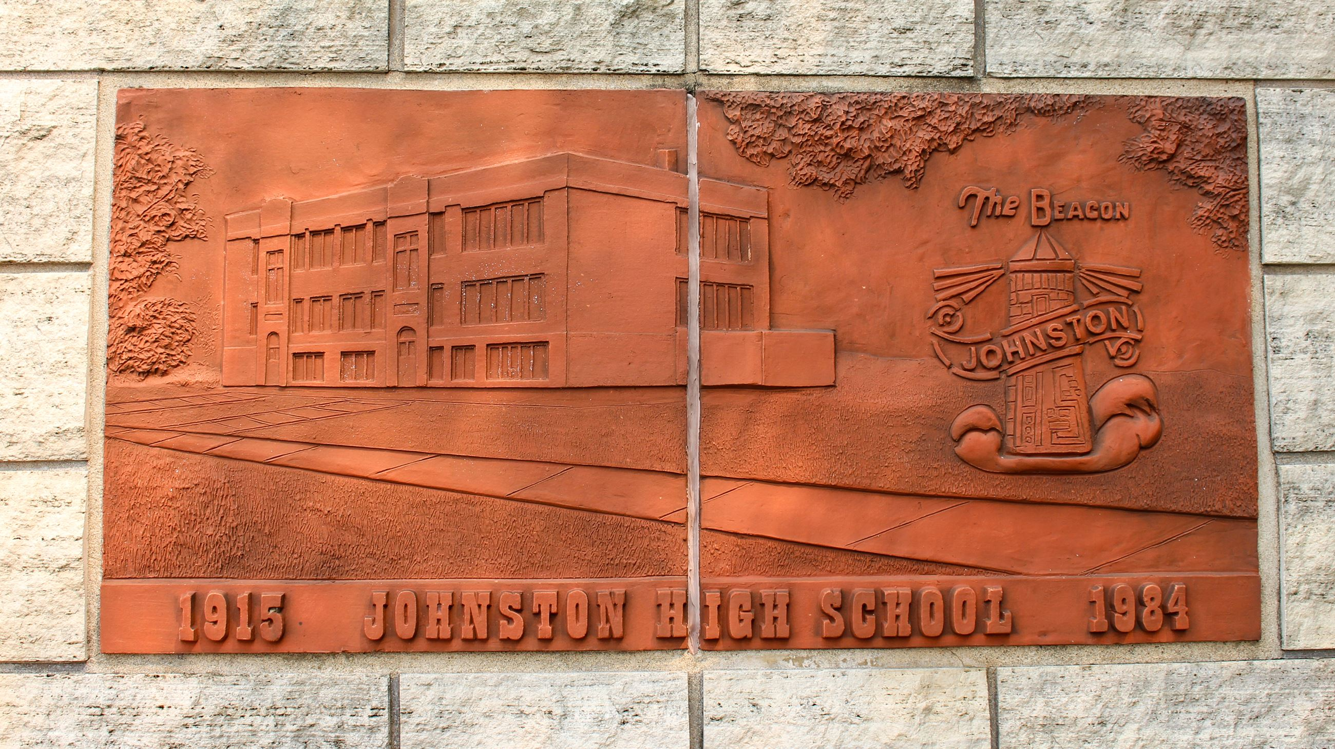 17. Johnston High School_Clay Tiles