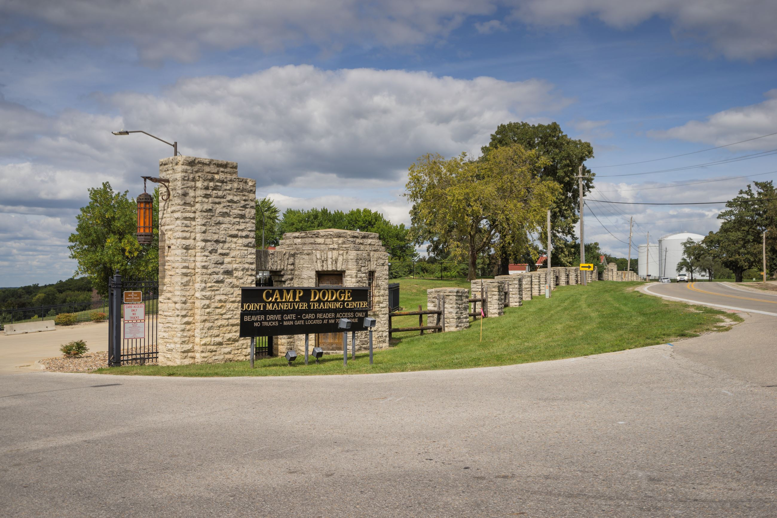 Camp Dodge Tours | Johnston, IA - Official Website