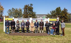 1. Johnston Town Center Groundbreaking_Oct. 2019_300