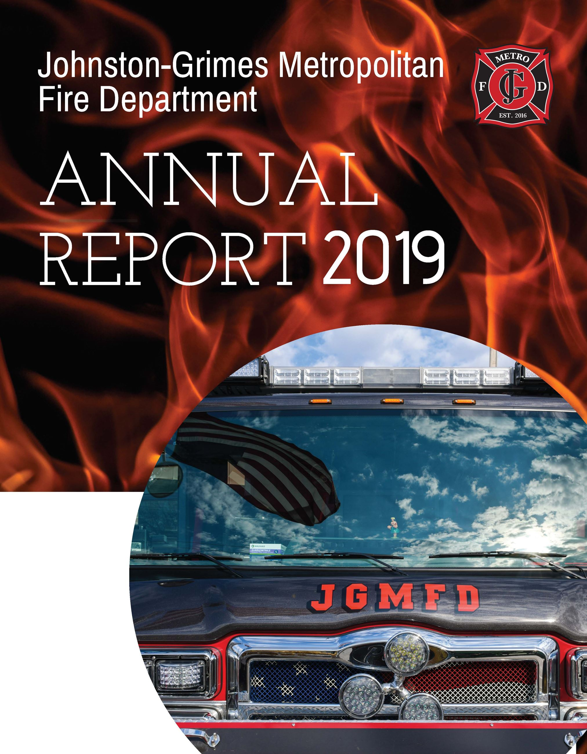 JGMFD annual rport 2019_cover