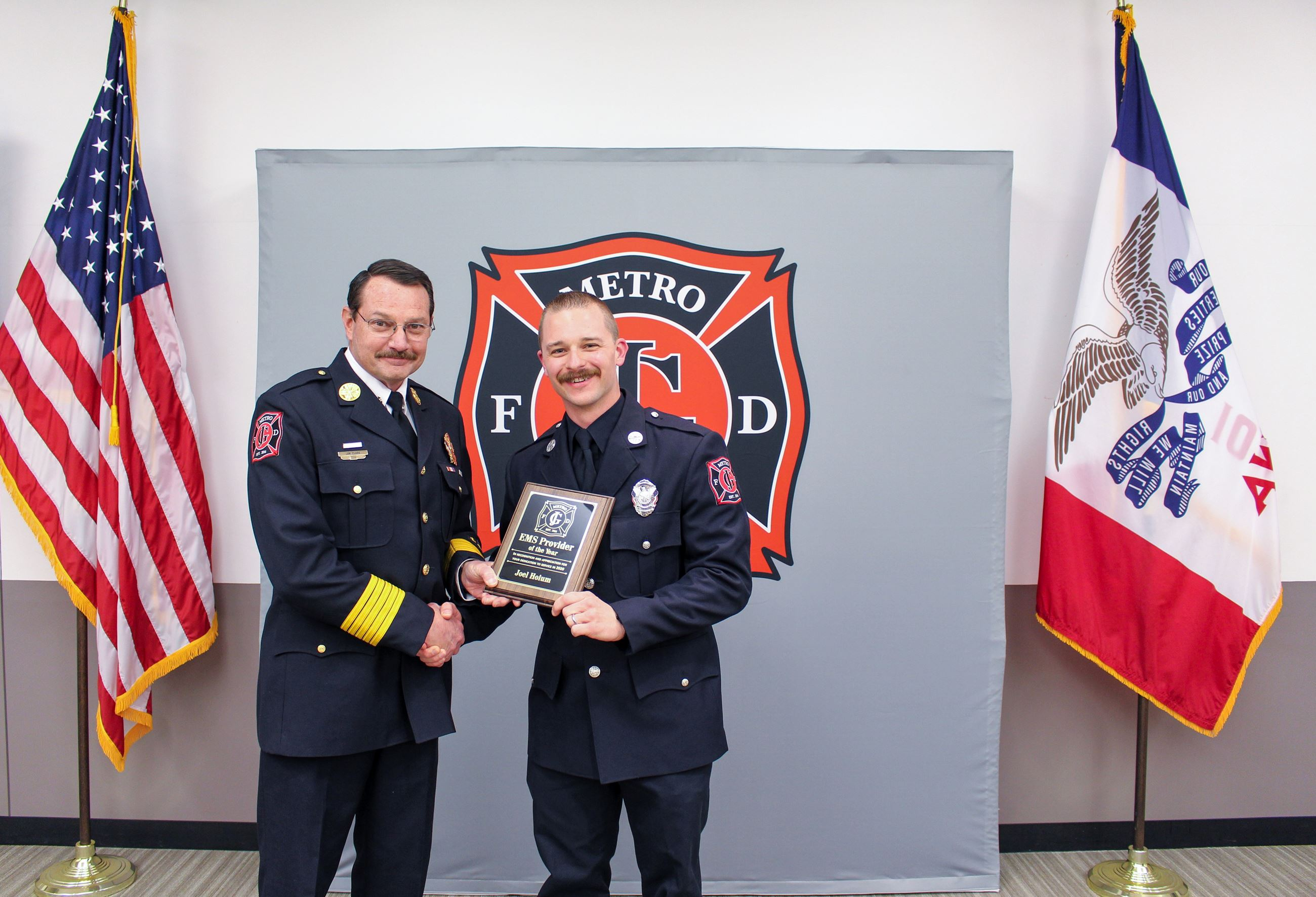 9. EMS Provider of the Year_Joel Hoium